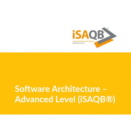 iSAQB® Software Architecture - Advanced Level