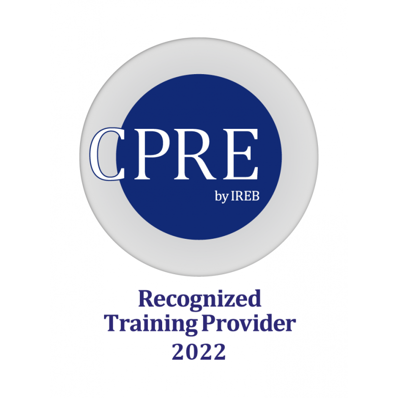IREB CPRE Advanced Level - RE@Agile  Live-Online