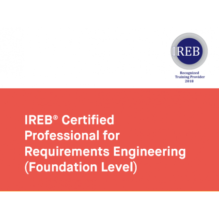 IREB® Certified Professional for Requirements Engineering (Foundation Level)
